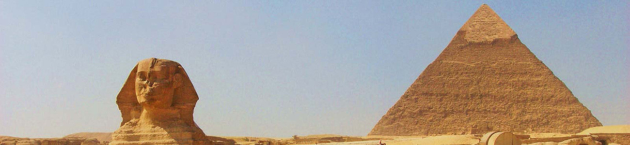 Cairo - Great Pyramid of Khufu (Cheops)