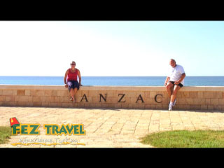 "View our Kylie takes a pilgrimage to Gallipoli to tour the battlefields where the ANZACs fought with the British against the Turkish in World War 1, better known as the ""Gentleman"