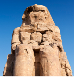 Luxor - Colossi of Memnon